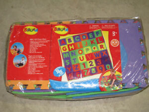 Foam Letters New And Used Baby Items In Ontario Kijiji Classifieds
