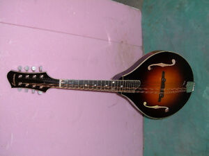 EASTMAN  MANDOLIN -- w/Hard Case -- REDUCED  $100.00