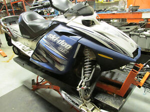 PARTS USAGÉE USED 2005 - 2007 SKIDOO GTX 500SS SPORT