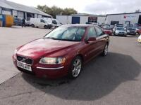 Volvo S60 2.4 ( 163bhp ) ( Euro IV ) Geartronic 2006MY D SE