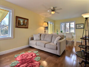 SIX MTHS FURNISHED BUNGALOW  Oct. 1- ST. LAZARE