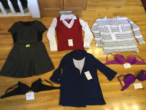 7 Assorted Women's Clothing, Size L-XL, $11 for all