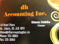 Year Ends/bookkeeping/personal taxes
