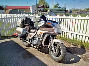 1985 Gold Wing Interstate
