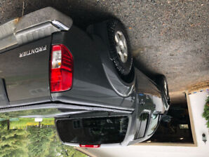 2005 Nissan Frontier King can V6