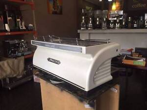 Cheap Used 3 Group Expobar Ruggero Commercial Coffee Machine Marrickville Marrickville Area Preview