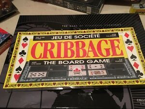 Cribbage the board game