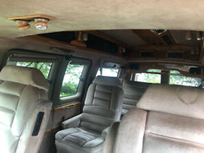 1997 Chevy Conversion Van
