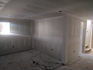 Complete Drywall and Taping Services