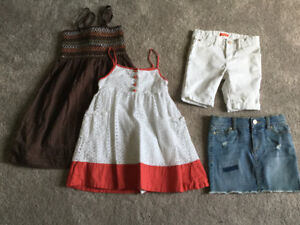 Girl Size 5 Clothes