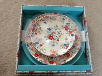Cath Kidston Clifton rose cake stand.