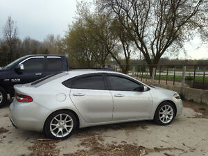 Very Clean 2013 Dodge Dart Rallye Turbo Sedan