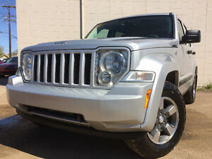 2008 Jeep Liberty Sport North Edition SUV, Crossover