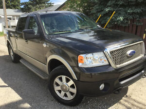 2008 Ford F-150 King Ranch Pickup Truck only $18900.00