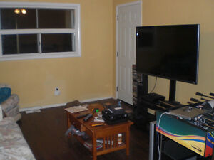 145B Weber St. N. Large Bedroom for rent. Monthly.