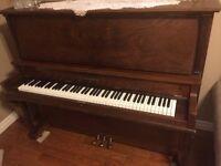 Mason and Risch Piano