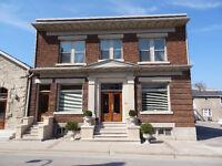 Second floor office space on Historic Douglas Street