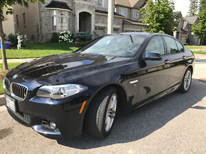 M Sport Premium package BMW 5 Series 528iX