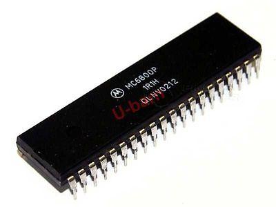 Mc6800p Dip-40 8-bitmicroprocessing Unit Mpu