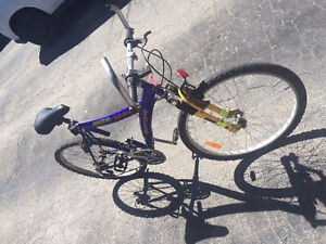 2 bikes available