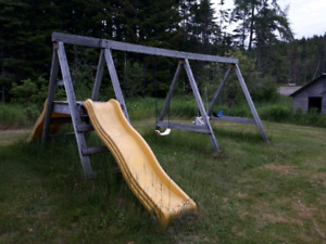 Swing play set for sale