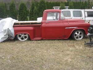 1955 CHEVY TRUCK. plus 1975 THROUGH 1987 plus 1993 and 1996