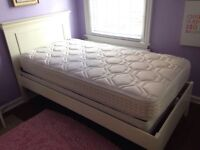 Kids Twin Bed with Mattress
