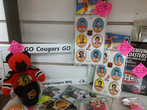 Various Sports Knic-Knacks, Collectibles Prince George British Columbia image 7