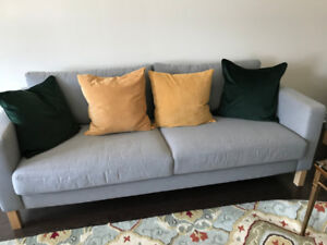 SET OF TWO SOFA ON SALE