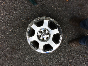Ford 18 inch rims
