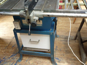 """12""""CONTRACTOR'S TABLE SAW"""