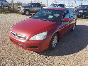 2007 Honda Accord LOADED $75.00 Bi Weekly GUARANTEED FINANCING