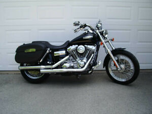 2007 Harley Super Glide Custom