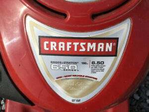 Craftsman mower for sale