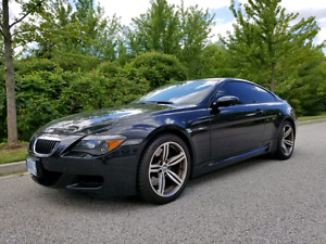 Priced to sell. BMW M6 for $27,900