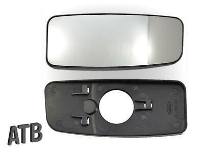 Spiegelglas rechts weitwinkel unten für Mercedes Sprinter VW Crafter 2E Neu