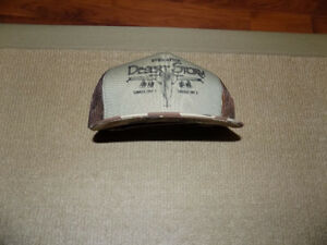 OPERATION DESERT STORM CANADA DRY 1 & 2, BASEBALL CAP, UNUSED
