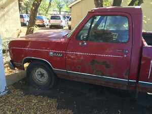 1989 Dodge Power Ram 3500 Pickup Truck