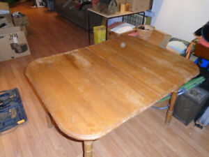 Kitchen or Dining Room Table For Sale