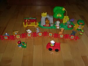 Zoo fisher price