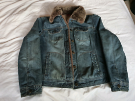 Monsoon Denim Jacket (size 12) for sale