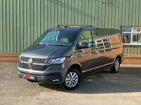 BRAND NEW 2021 VW T6.1 LWB Redline Campervan, Camper Van BRAND NEW CONVERSION