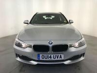 2014 BMW 320D EFFICIENT DYNAMICS DIESEL ESTATE 1 OWNER SERVICE HISTORY FINANCE