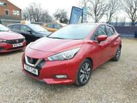 2017 Nissan Micra 0.9 IG-T N-CONNECTA 5d 89 BHP Hatchback Petrol Manual