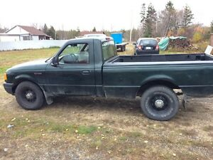 2002 ford ranger new mvi!! Low kms