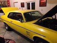 74 Chevy Nova SS Clone