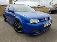VW GOLF R32 - 3.2 V6 - LOW MILEAGE, CLEAN EXAMPLE, SERVICE HISTORY