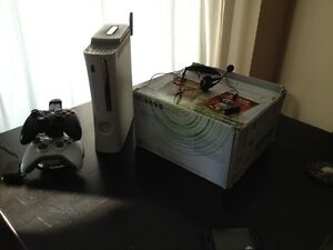XBOX 360 CONSOLE 30+ GAMES NEED GONE ASAP!