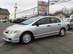 2010 Honda Civic DX-G 4dr Sedan 5A