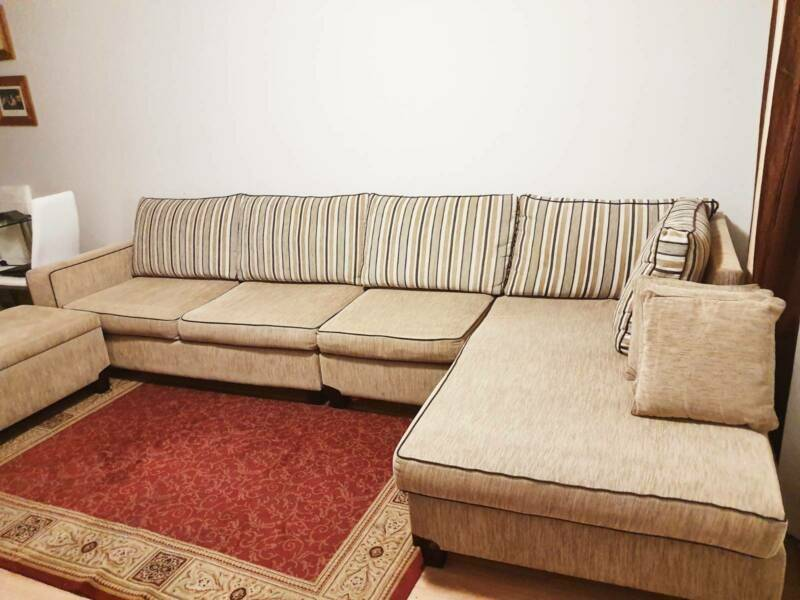Stupendous Lounge Sofa With Reverse Chaise Sofas Gumtree Australia Gmtry Best Dining Table And Chair Ideas Images Gmtryco